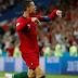 Los Goles de Portugal 3-3 España