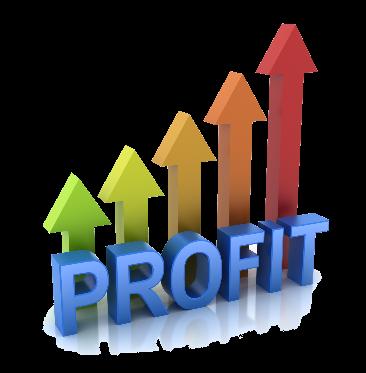 for profits
