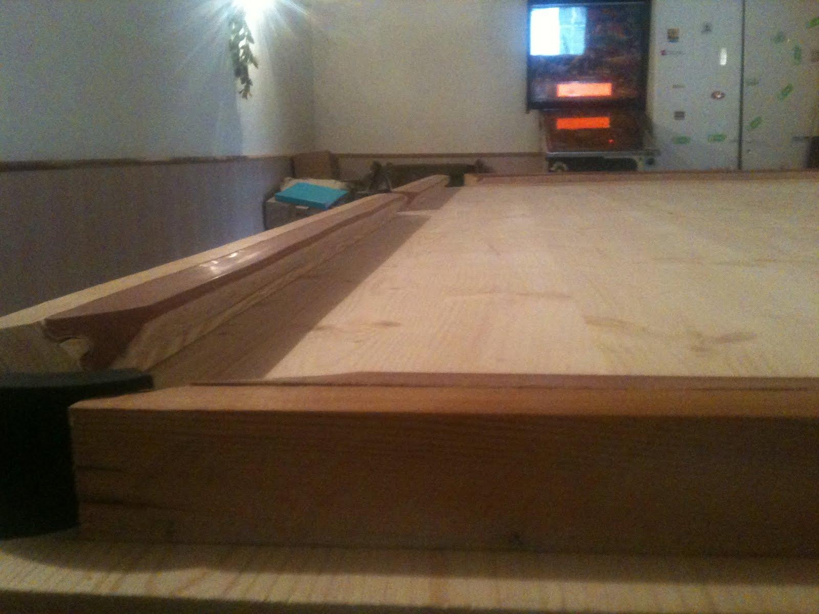 fabriquer son billard comment construire un billard. Black Bedroom Furniture Sets. Home Design Ideas