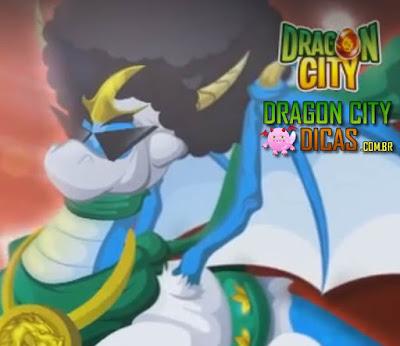 Ganhe o Dragão Disco Ninja - Torneio
