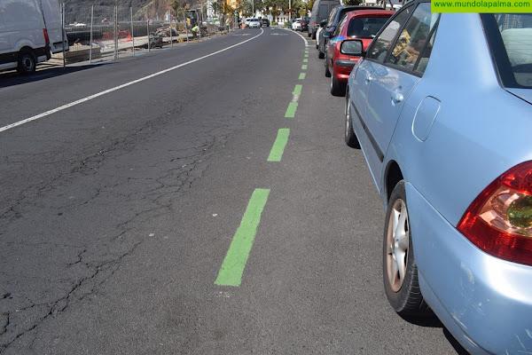 El Ayuntamiento de Santa Cruz de La Palma potenciará el uso de la Zona Verde para conductores residentes