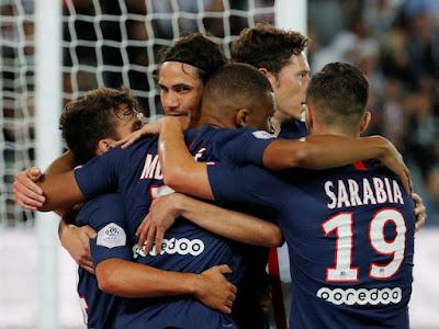 مشاهدة مباراة باريس سان جيرمان وتولوز