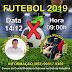 Amigos do Wilson Lima contra a Seleção dos Portais e BLOG de Manaus, acontece dia 14