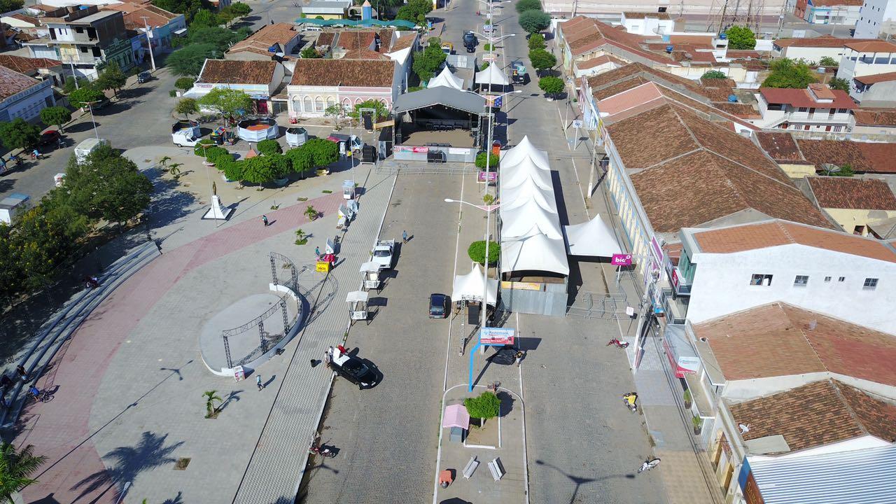 Cidade de Monteiro | Paraíba