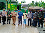Sambut Hari Raya Idul Adha, Pangdam XVIII/Kasuari Dan Forkopimda Provinsi Papua Barat Tinjau Serbuan Vaksin
