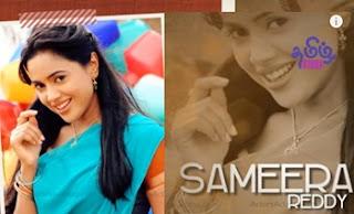 Sameera Reddy Family Photos