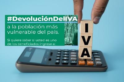 SUBSIDIO PARA DEVOLUCIÓN DEL IVA EN COLOMBIA
