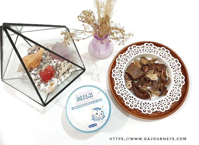 Review MILATTE Fashiony Milk Soothing Gel
