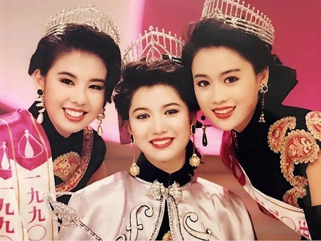 Hoa hậu Hong Kong – đấu trường lụi tàn vì bê bối tình ái, mua giải