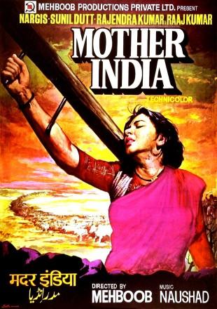 Mother India 1957 HDRip 480p 300Mb