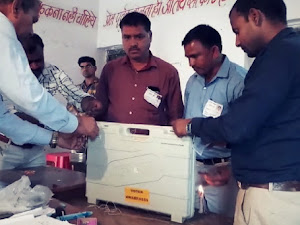 Gorakhpur DM, Who Stopped Media from Entering Counting Centre, Promoted