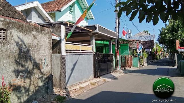 Rumah dekat Masjid Jogokaryan Jogja