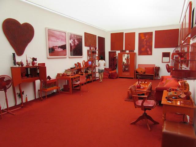 Principais galerias do Inhotim