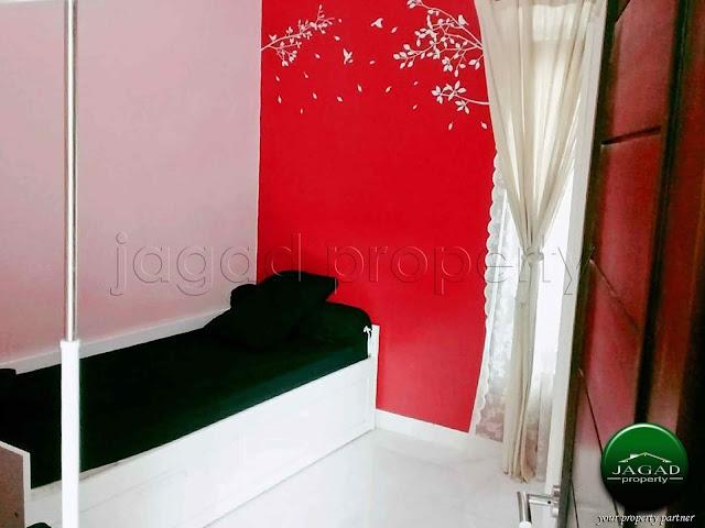 Rumah dalam Perum Puri Gardenia, Bantul
