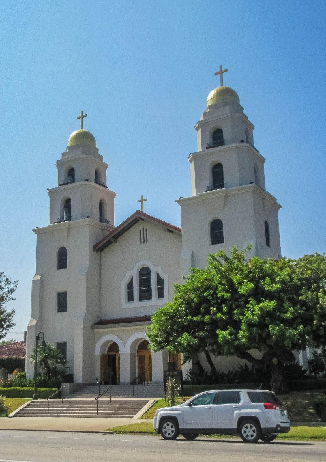 Cannundrums Good Shepherd Catholic Church Beverly Hills