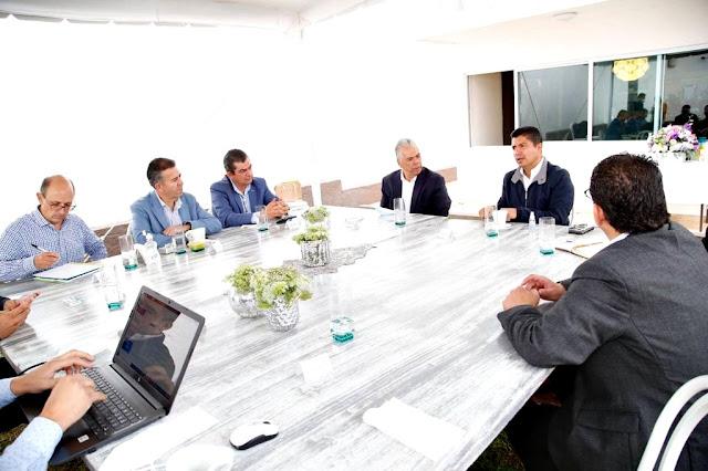 Inician mesas de diálogo permanente para trabajar de manera conjunta por Puebla