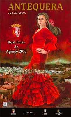 Antequera - Feria de Agosto 2018 - Santiago Mejías