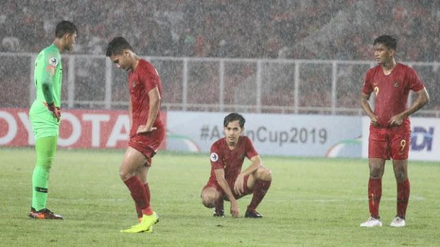 Jepang Gagalkan Mimpi Timnas U-19 Lolos ke Piala Dunia