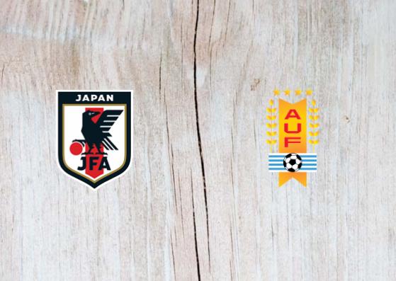 Japan vs Uruguay - Highlights 16 October 2018