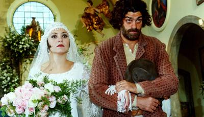 Petruchio e Catarina em O Cravo e a Rosa (Foto: Reprodução)