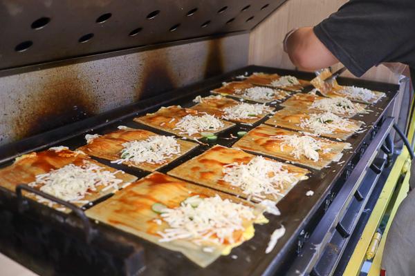 韓馨巧烤冷麵