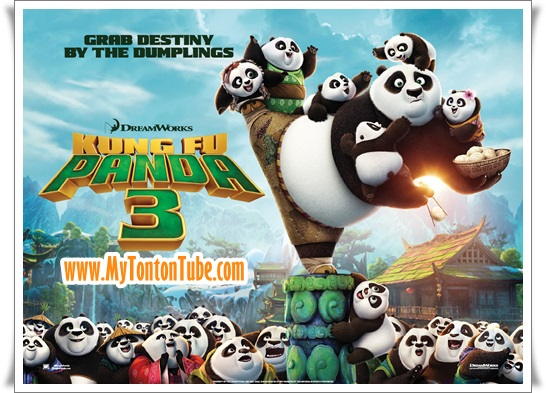 Filem Kung Fu Panda 3 (2016) - Full Movie