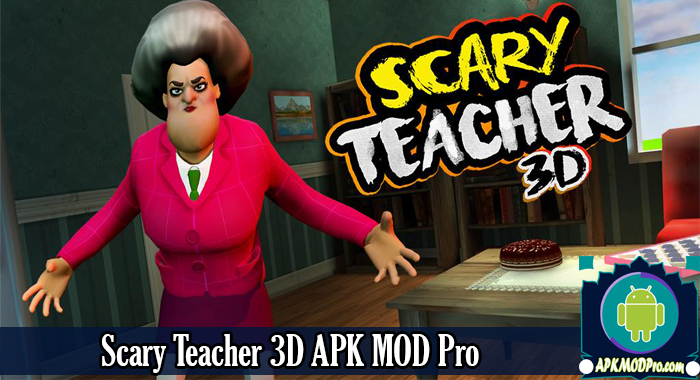 Download Scary Teacher 3D Mod Apk 5.3.1 [Unlimited money] Latest 2020