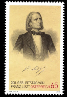 Franz Liszt, Hungarian pianist, composer, and conductor