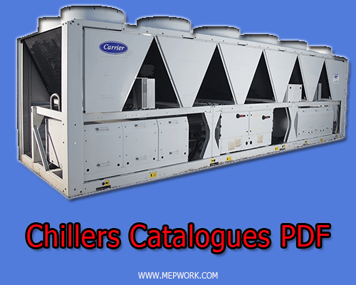 All Chillers Catalogues - York, Carrier,