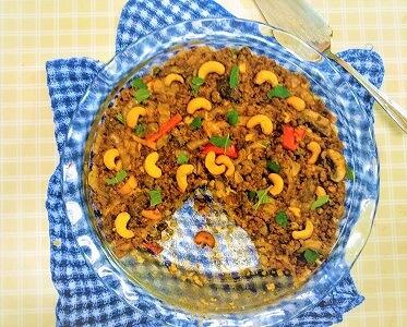 Ripe Plantain Pie with Cauliflower Rice and Ground Beef (Paleo, Whole30, Gluten-Free) 2.jpg