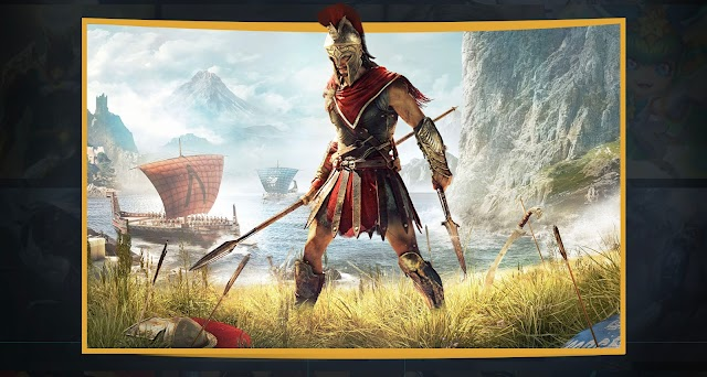 """AssassIn's Creed Odyssey   """"Requiescat In Pace!"""""""