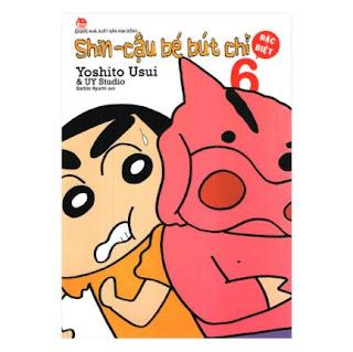 Shin - Cậu Bé Bút Chì - Tập 6 (Bản Đặc Biệt) (Tái Bản 2019) ebook PDF-EPUB-AWZ3-PRC-MOBI
