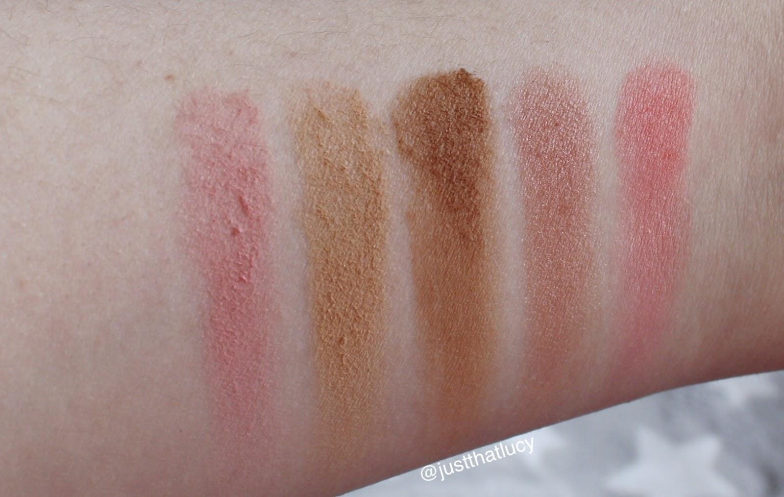 Cheek Parade Bronzer & Blush Palette by Benefit #10
