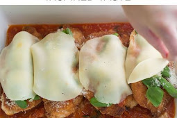 Ultimate Easy Chicken Parmesan Recipe