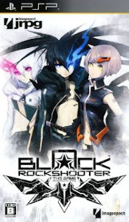 BLACK ROCK SHOOTER THE GAME ISO PPSSPP ANDROID