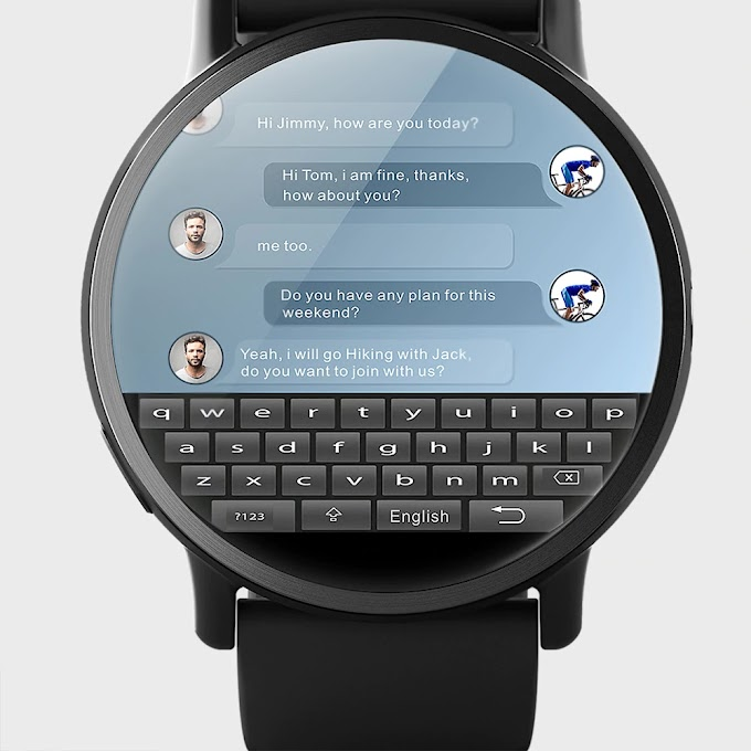 Smart Watch Android 7.1 With GPS Sim Card