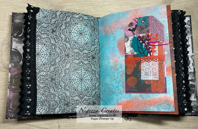 Magic In This Night Gothic Journal