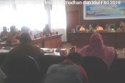 Rakor TPID Bahas Antisipasi Inflasi Dan Kenaikan Harga Jelang Ramadhan