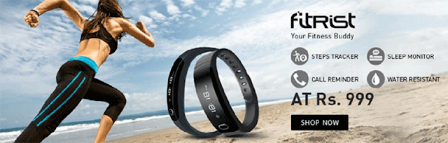 Intex FitRist Fitness Tracker Review