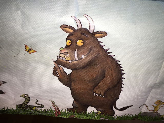 House of party - gruffalo