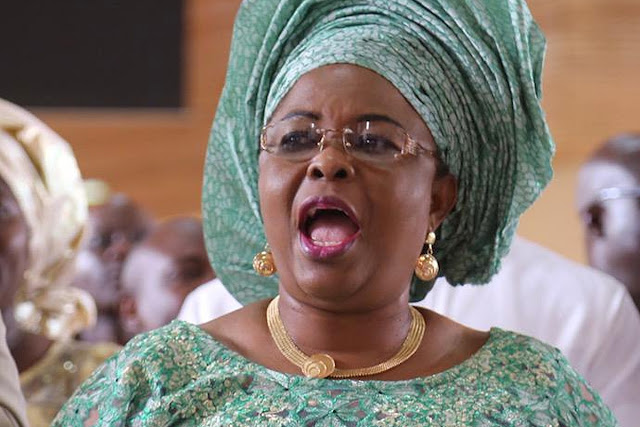 AGAIN!!! Court Freezes N350m Found In Stanbic IBTC Account Linked To Patience Jonathan