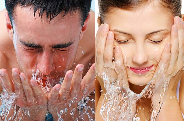 Patut Di Ketahui Gan, Cara Mencuci Wajah yang Benar Sesuai Jenis Kulit
