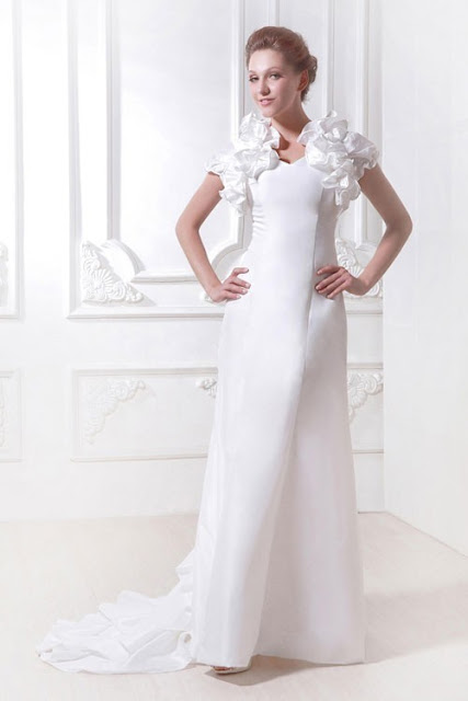 Simple Wedding Gown Online
