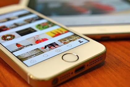 Cara Mengatasi Gambar Pecah di Instagram Menggunakan PixelLab