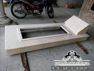 Model Kuburan Minimalis