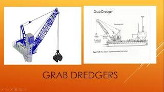 grab dredging equipment