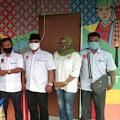 Untuk Kesekian Kalinya Forum RT-RW Jakarta-Barat, Memberikan Bantuan Musibah Kebakaran