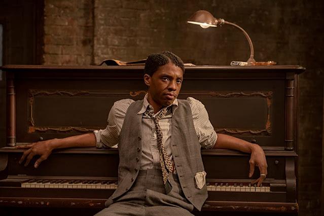 Chadwick Boseman como Levee Green.