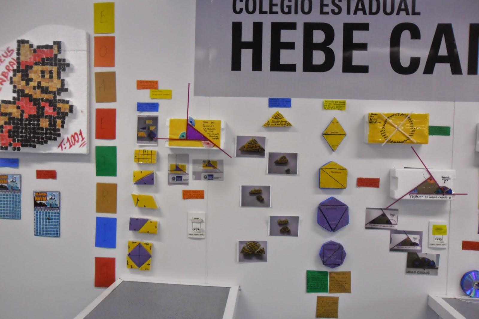 Estação 1: Geometria-Álgebra-Aritmética 1 (Ênfase em Fundamentos Geométricos)