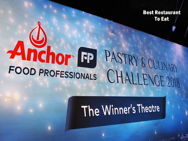 Anchor Food Professionals Pastry & Culinary Challenge 2018